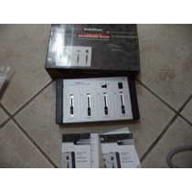 Microphone Mixer Stereo 4 Channel Radio Shack