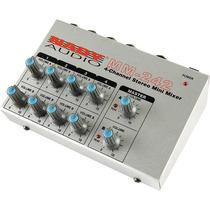 Mezclador Nady Mm-242 4.8 Canales Mini Mezclador