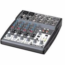 Consola Behringer Xenyx 802 8 Canales Mixer Sonido