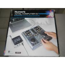 Numark Total Computer Dj Mixer Tornamesa Mezcladora