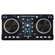 Mezcladora Digital Dj Usb New American Audio Para Virtual Dj