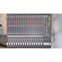 Consola Mackie 1604 Vlz 16 Entradas Xlr 4 Gpos + Stereo Main