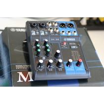 Mixer Yamaha Mg06 Nueva Envio Gratis