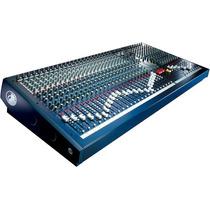 Mezcladora Soundcraft De 16 Canales Lx7ii, Rw 5674