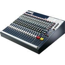 Mezcladora Soundcraft Fx16 Ii De 26 Canales, Rw 5757us