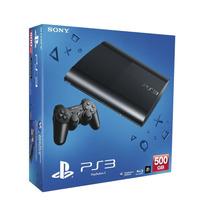 Ps3 500gb Super Slim Sony Play Station Nuevo Caja Sellada