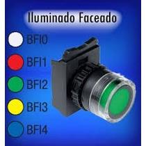 Botones Pulsadores Iluminados - Ip66 Weg