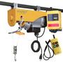 Polipasto Electrico Inalambrico 400-800 Kg Cable 20m 220v