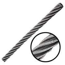 Cable De Acero En Rollo 7x19 3/8 Y 499 Metros Obi