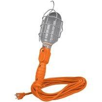Lámpara De Taller, Cable De 15 M, Metálica