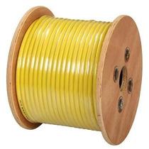Cable Acero Recubrimiento Pvc 7x7 3/16-1/4 150 M Amarillo