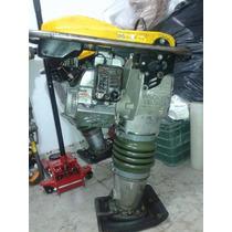 Wacker Neuson Bailarina Compactadora 2010 Modelo Bs60-4s