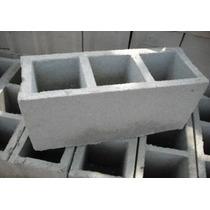 Planos Diseño Molde Formaleta Para Bloques De Cemento 15 Cm