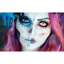 Oferta Pupilentes $299 Halloween Carnival Modelos A Elegir