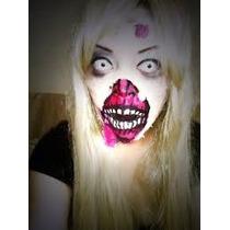 Pupilentes Halloween Zoombie Incluye Regalos!!!