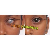 Lente De Contacto Pupila Negra Protesis Ocular Cosmetico