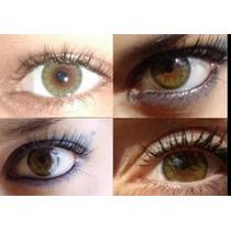 Pupilentes Contacto Adore Aqua Y Gray Italianos Nuevos Mdn