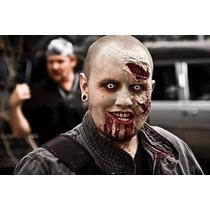 Pupilentes Lentes Fantasia Halloween Disfraz Cosplay Zombies