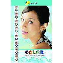 Pupilentes Soft Contact-4 Pares A 160 Pesos,hay Mayoreo Tamb