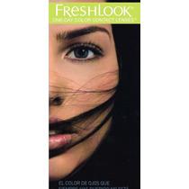 Pupilentes Freshlook One-day (caja 5 Pares Lentes Contacto)