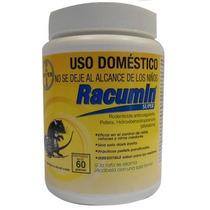 Racumin Pellets 60 Grs Bayer Control Ratas Y Ratones