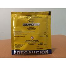 Alfadex 25gr Insecticida Cipermetrina Plagas Casa Jardín