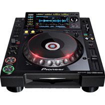 Pioneer Cdj-2000-nexus Digital Dj Turntable