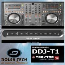 Pioneer Ddj-t1 Controlador Dj 4 Decks Virtuales Traktor Mixe