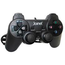 Control Gamepad Para Videojuegos Pc Laptop Usb Analogo