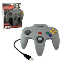 Control N64 Nintendo 64 Usb Para Pc Mac Nuevo Retrolink