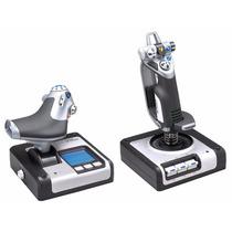 Saitek X52 Control Vuelo System