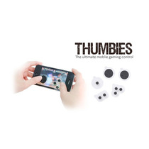 Gamepad Thumbies Para Iphone Ipod Ipad Consola De Videojuego