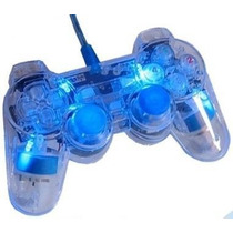 Control Pc Usb Trans Joypad Doble Stick Shock Con Vibración