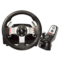 Volante G27 Racing Wheel Para Pc Ps3 Logitech