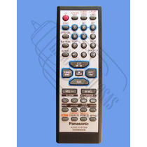 Control Remoto Panasonic 5 Cd Mp3 Karaoke Audio N2qahb000039