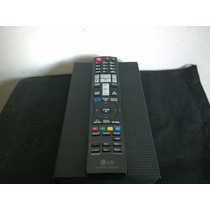 Control Remoto Lg Para Teatro Mod. Akb72976001