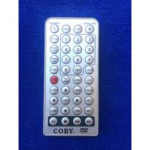 Control Para Dvd Coby Modelo Dvd-237