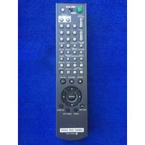 Control Para Dvd / Vhs Combo Sony Rmt-v501c