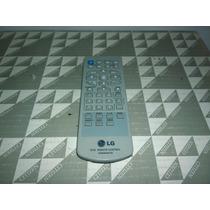 Control Remoto Para Dvd Lg Mod. Akb30648702