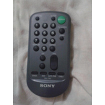 Control Remoto Sony Rm-792 Para Tv Dvd Cable Vcr Universal