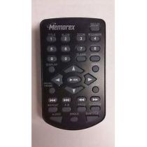 Control Remoto Para Dvd Memorex Mvdp1085
