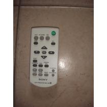 Control Remoto Para Proyector Sony Rm-pj6