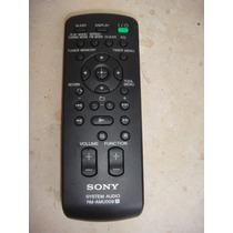 Control Remoto Para Modular Sony Genezi Original Rm-amu009