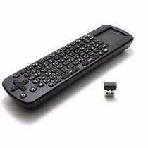 Teclado Mouse Inalambrico Touchpad Fly Rc12 Android Smart Tv