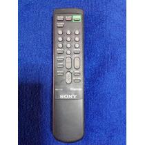 Control Para Tv Sony Rm-y116