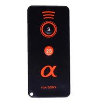 Control Inalámbrico Sony Alfa A230 A330 A500 A850 Au1