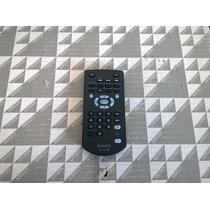 Control Para Autoestereo / Pantalla Sony Modelo . Rm - X170