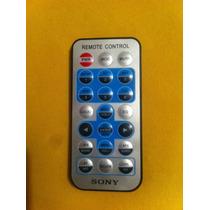 Control Sony Para Auto Estéreo