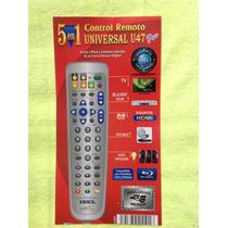 Control Universal Isel 5 En 1 U-47 Plus
