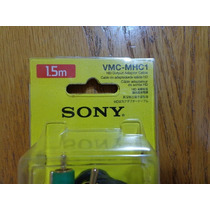 Cable Original Sony Para Cámaras Salida Video Y Audio